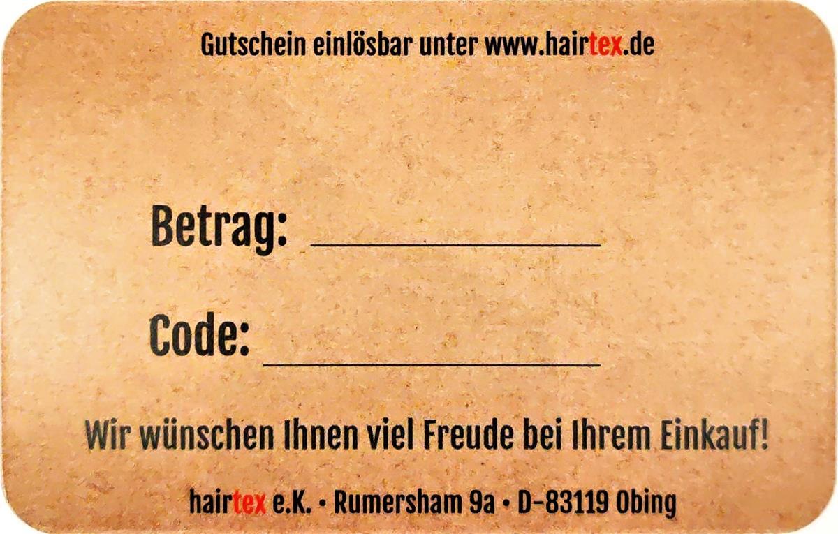 hairtex Gutschein