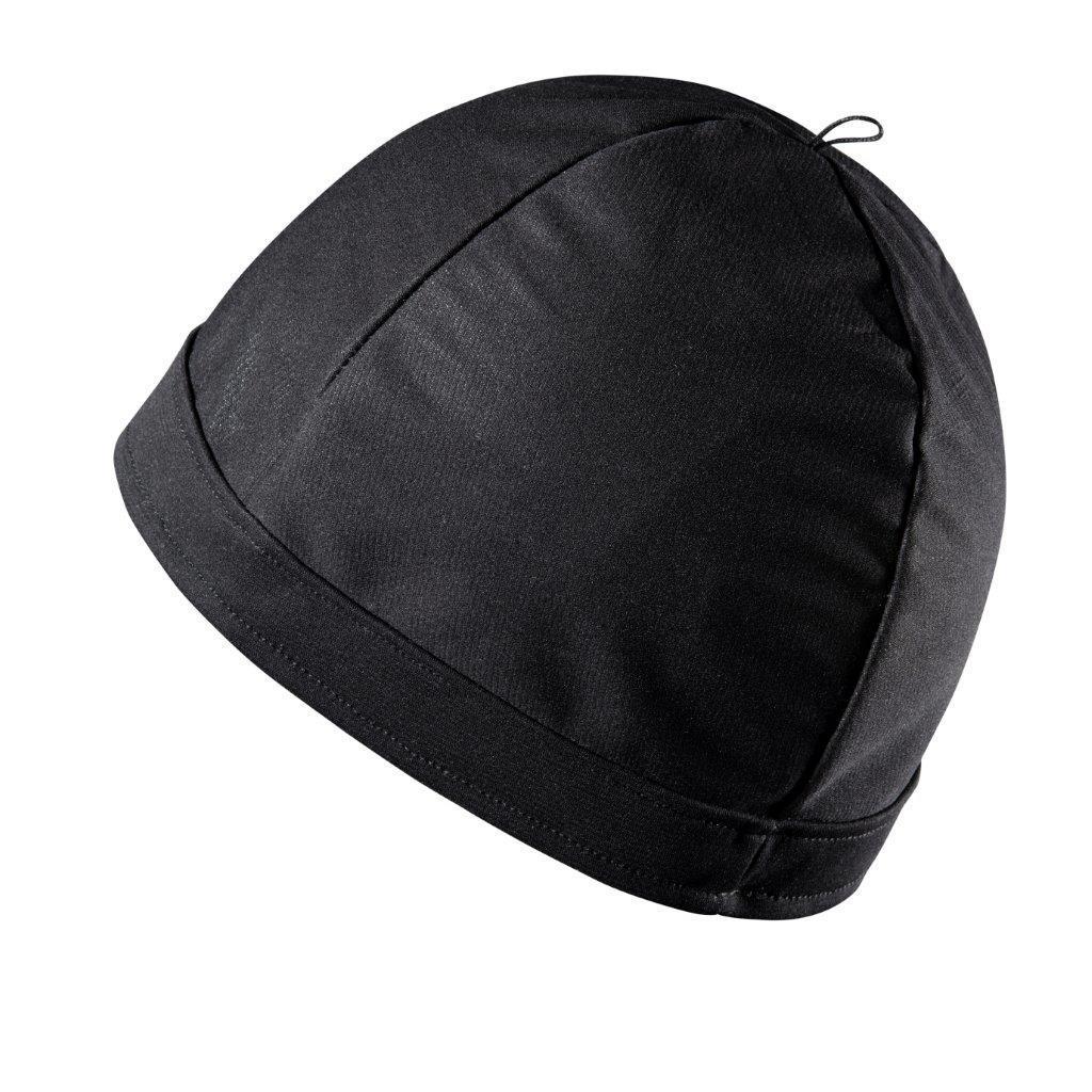 hairtex Stall-Mütze mit Gummizug Winterware (B-Ware) schwarz S